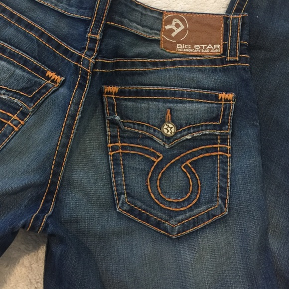 70% off Big Star Other - Men's Big Star Jeans size 34R from ...