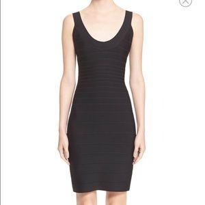 Herve Leger Dresses & Skirts - Herve Leger black Bandage dress. Never Worn.