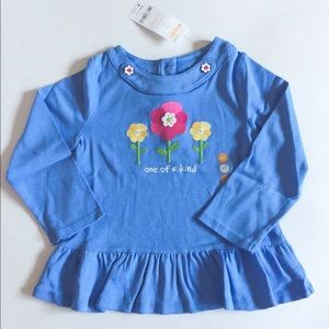 Gymboree Other - 🎉HP🎉NWT Gymboree toddler girl long sleeve top 4T