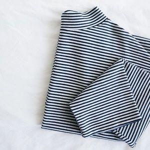 Oversize Stripe Tunic