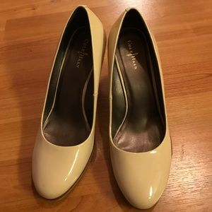 Cole Haan Shoes - ✨Cole Haan Tan Wedges