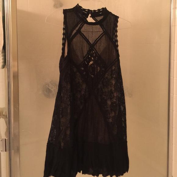 Free People Dresses & Skirts - Black dress