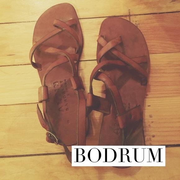 3e910d54c Bodrum Shoes - Boho Chic Bodrum Sandalet Handmade in Turkey