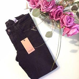 Zara Denim - Zara Crop Skinny Jeans