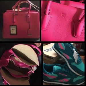MCM Handbags - 🎀MCM MILLA TOTE🎀