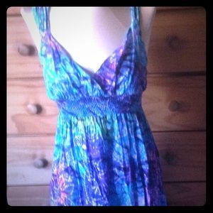 Boutique 9 Dresses & Skirts - 💥close out💥Tie dye maxi dress medium
