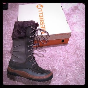 Merrill Decora Prelude Waterproof Boot