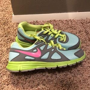 Nike shoes, youth size 5