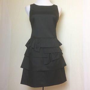 Greylin Dresses & Skirts - LBD with asymmetrical ruffles