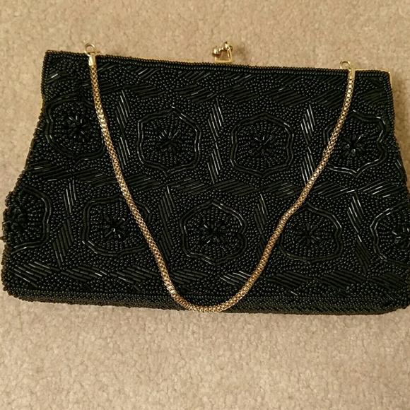 Vintage Bags - 🌸HOST PICK🌸 Vintage evening bag.