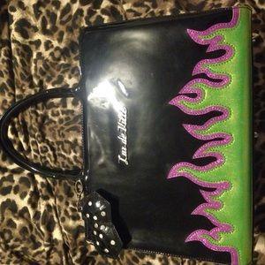 Voodoo Vixen Handbags - LIMITED EDITION Lux Deville Tote