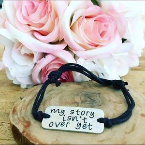 Jewelry - Suicide prevention awareness bracelet ❤️