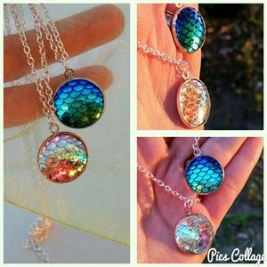 Twilight Gypsy Collective Jewelry - *MERMAID NECKLACES!*