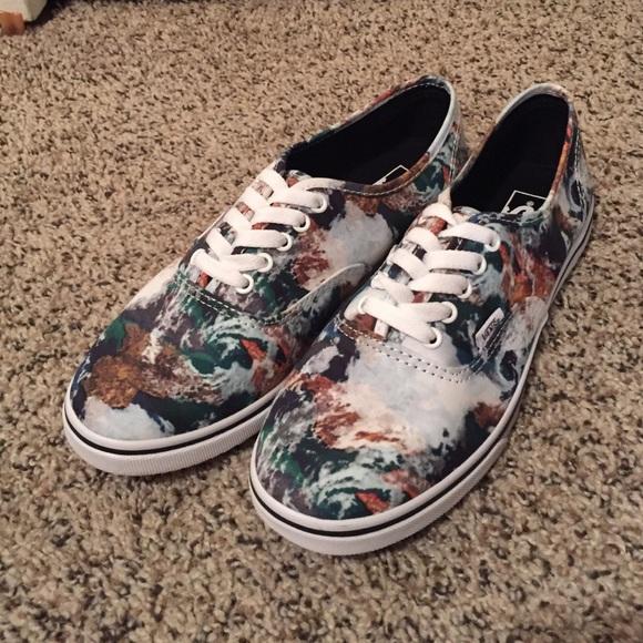 68a9615acf6 Vans Shoes - Earth vans