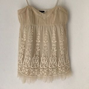 Tocca Tops - Tocca Embroidered Top