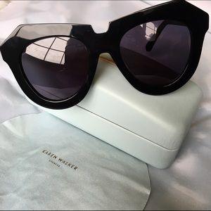 Karen Walker Accessories - Karen Walker One Meadow sunglasses