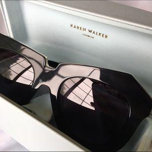 855888c47a69 Karen Walker Accessories - Karen Walker One Meadow sunglasses