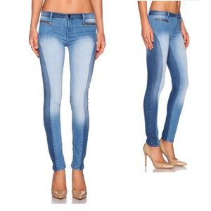 Black Orchid Denim - 🎉HP🎉 BLACK ORCHID Panel Skinny JEANS Foxy Mama
