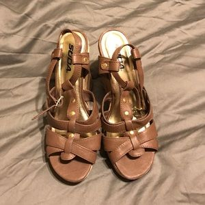 Soda Shoes - Soda Sandals 6.5 Preowned