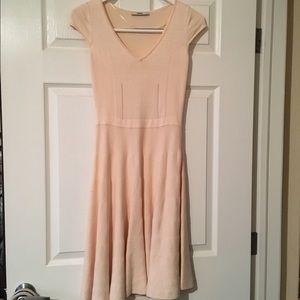Oasis Dress in Blush