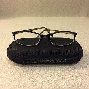 Emporio Armani Accessories - Emporio Armani Glasses