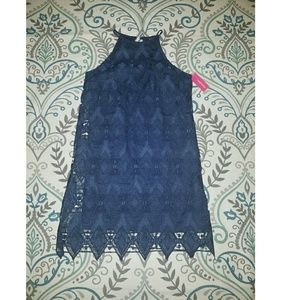 NWT Crochet Xhilaration dress.