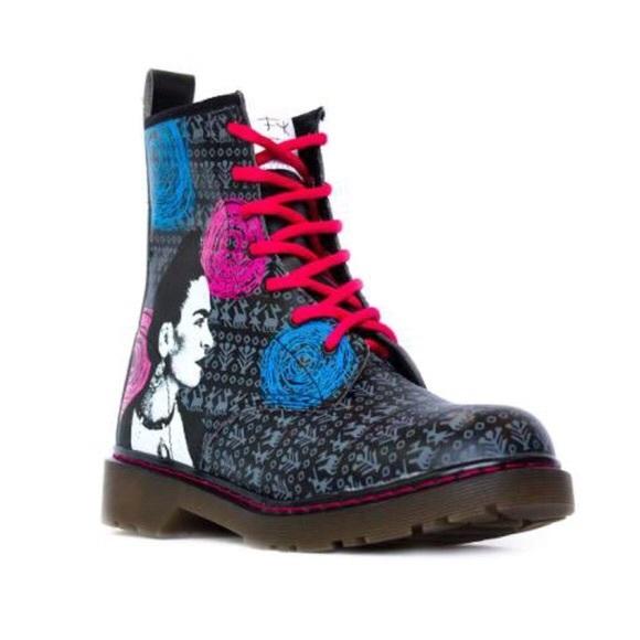 Frida Converse Shoes
