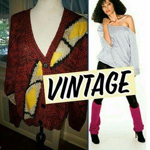 Vintage Unisex Dope 80's sweater L..3X