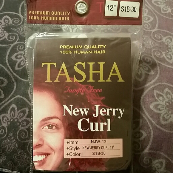 Other Jerry Curl Human Hair Weave Poshmark