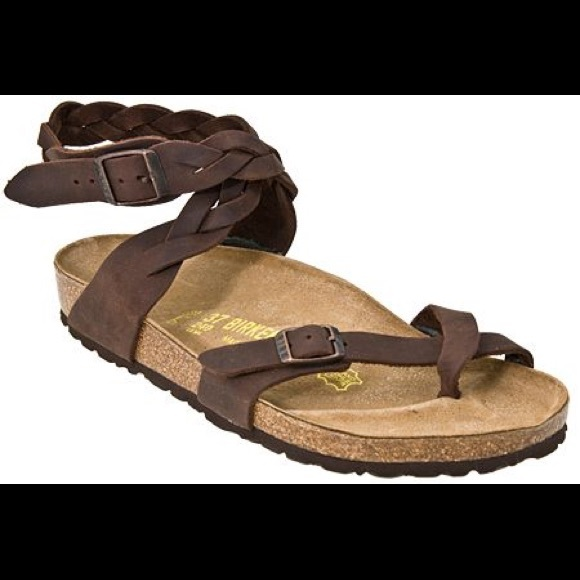 91b188dc36f Birkenstock Shoes - Birkenstock Yara Braided sandals - sz 38