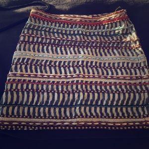 Nicole Miller size 4 skirt.