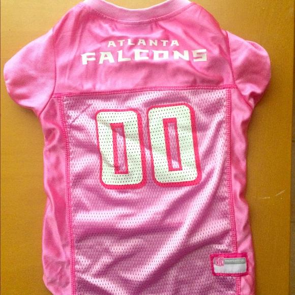 low priced b1f0e 90655 🐾FALCONS Atlanta Falcons Pink NFL Dog Jersey🐾