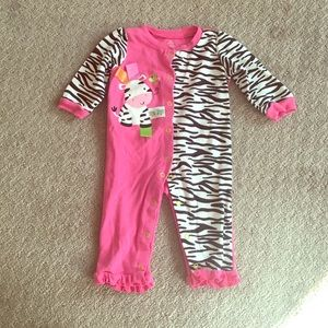 Taggies Other - Baby Girl Onesie