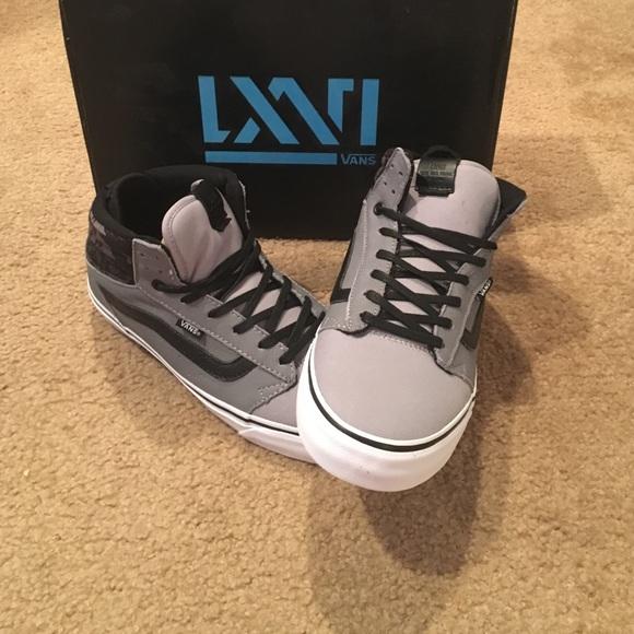 29bfce469a Vans LXVI Prop Navajo skate shoes