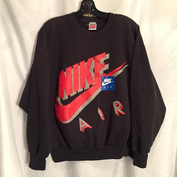 9a1f226d32 Men s vintage Nike Air Swoosh sweatshirt L. M 58176bed2ba50a147c1082e9