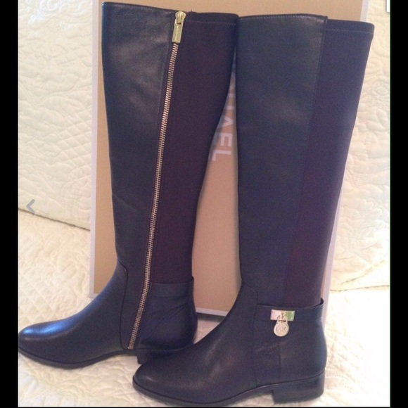 8f74e3452781 michael kors hamilton riding boots sale   OFF71% Discounted