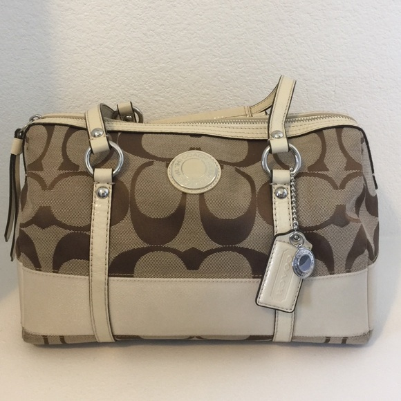 Coach - Coach medium sized shoulder bag! PERFECT CONDITION from ...