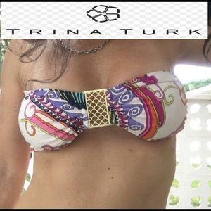 Trina Turk swim top - I'm 34c