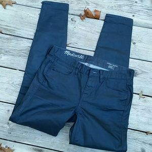 Madewell Skinny,Skinny ankle pant Size 24 NWOT