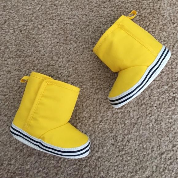 Baby Gap Yellow Rain Boots | Poshmark
