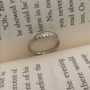 anne sportun Jewelry - •ANNE SPORTUN• elongated raindrop diamond ring