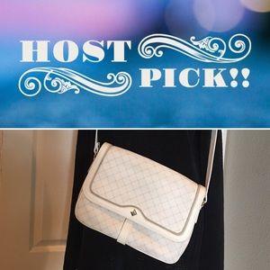 Bally Handbags - 🌟HP🌟  Bally crossbody Italian leather purse 🎀