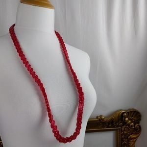 Jewelry - 🆓 with $40+ purchase VINTAGE handmade Necklace