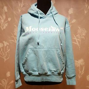 Moosejaw hoodie (girls/junior size S)