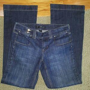 White House Black Market Denim - Beautiful premium deigner NOIR jeans  4x31  nwot