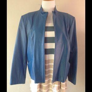 Pendleton Leather Jacket