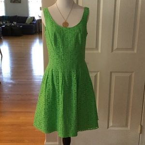 Lilly Pulitzer Dresses & Skirts - ❤️LILLY PULITZER FIT AND FLARE LACE DRESS❤️ NWOT