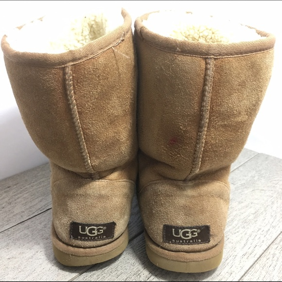 08104ba616c Classic Short Ugg Boots Size 8 | Mount Mercy University