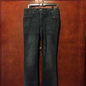 Kardashian kollection khole jeans