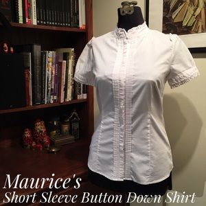 Maurice's Button Down Shirt